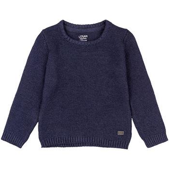 Oblečenie Deti Svetre Losan 025-5652AL Modrá