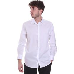 Oblečenie Muži Košele s dlhým rukávom Sseinse CI543SS Biely