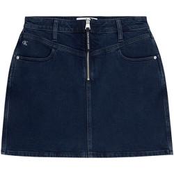 Oblečenie Ženy Sukňa Calvin Klein Jeans J20J214581 Modrá