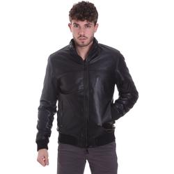 Oblečenie Muži Bundy  Sseinse GBI654SS čierna