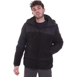Oblečenie Muži Vyteplené bundy Sseinse GBI646SS čierna