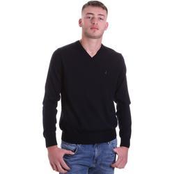 Oblečenie Muži Svetre Navigare NV11006 20 Modrá
