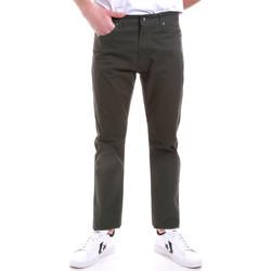 Oblečenie Muži Nohavice Chinos a Carrot Navigare NV53090 Zelená