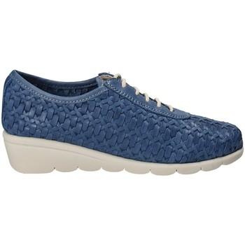 Topánky Ženy Richelieu The Flexx C2501_28 Modrá