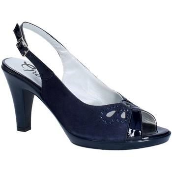 Topánky Ženy Lodičky Grace Shoes E8174 Modrá