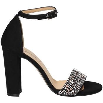 Topánky Ženy Sandále Grace Shoes 1388 čierna