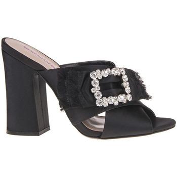 Topánky Ženy Šľapky Fornarina PE18GI2904 čierna