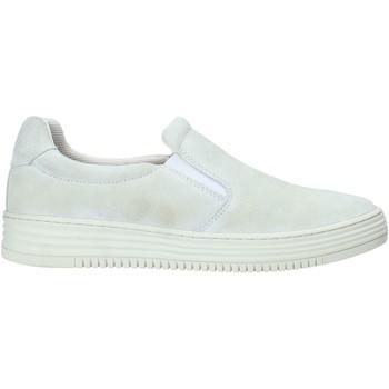 Topánky Ženy Slip-on Mally M013 Biely