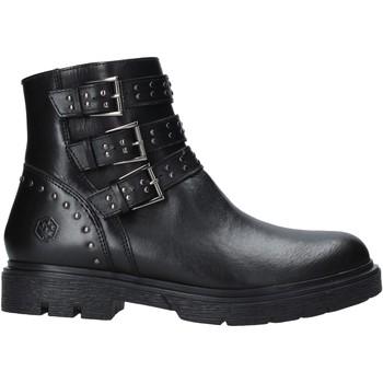 Topánky Ženy Čižmičky Lumberjack SW98501 004 B01 čierna