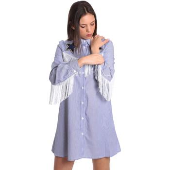 Oblečenie Ženy Krátke šaty Denny Rose 811DD10018 Modrá