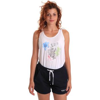 Oblečenie Ženy Súpravy vrchného oblečenia Key Up 5K78A 0001 Biely