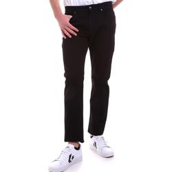 Oblečenie Muži Nohavice päťvreckové Navigare NV53095 čierna