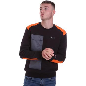 Oblečenie Muži Mikiny Champion 214805 čierna