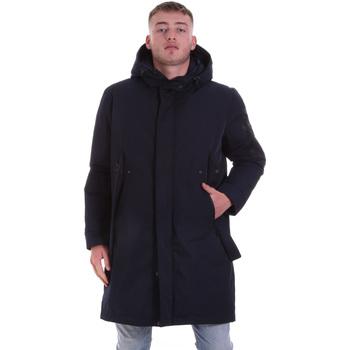 Oblečenie Muži Kabáty Antony Morato MMCO00691 FA600199 Modrá