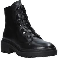 Topánky Ženy Polokozačky Apepazza F0COMBAT07/DIA čierna