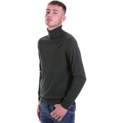 Oblečenie Muži Svetre Antony Morato MMSW01151 YA200066 Zelená