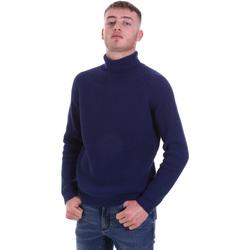 Oblečenie Muži Svetre Antony Morato MMSW01141 YA200066 Modrá