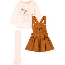 Oblečenie Dievčatá Komplety a súpravy Losan 028-8005AL Ružová
