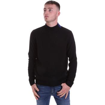 Oblečenie Muži Svetre Antony Morato MMSW01138 YA400133 čierna