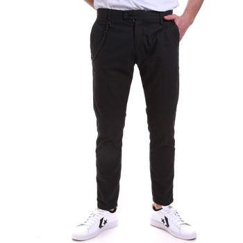 Oblečenie Muži Nohavice Antony Morato MMTR00591 FA850250 čierna