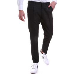 Oblečenie Muži Nohavice Chinos a Carrot Antony Morato MMTS00005 FA650205 čierna