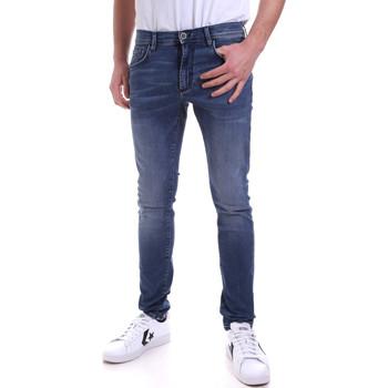 Oblečenie Muži Rifle Skinny  Antony Morato MMDT00234 FA750251 Modrá