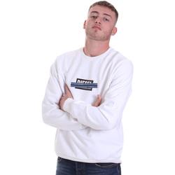 Oblečenie Muži Mikiny Diesel A01047 0KASL Biely