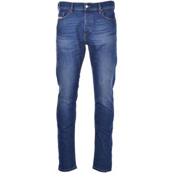 Oblečenie Muži Rifle Slim  Diesel 00SID8 009EL Modrá