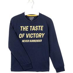 Oblečenie Chlapci Mikiny Losan 023-1007AL Modrá