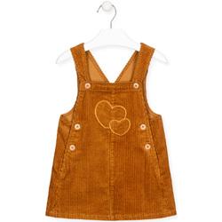 Oblečenie Dievčatá Módne overaly Losan 026-7024AL žltá