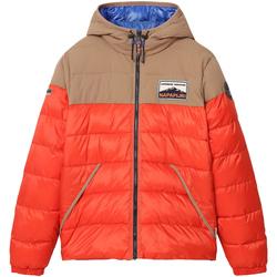 Oblečenie Muži Vyteplené bundy Napapijri NP0A4ENR Oranžová