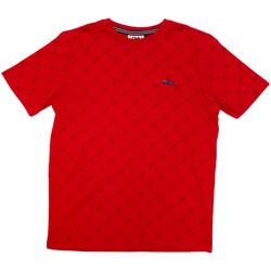 Oblečenie Deti Tričká s krátkym rukávom Fila 688084 Červená
