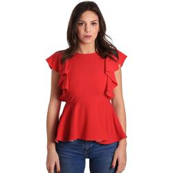 Oblečenie Ženy Blúzky Gaudi 811FD45001 Červená