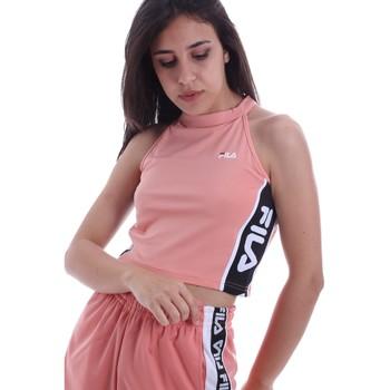 Oblečenie Ženy Blúzky Fila 687694 Ružová