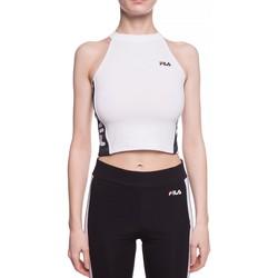 Oblečenie Ženy Blúzky Fila 687694 Biely