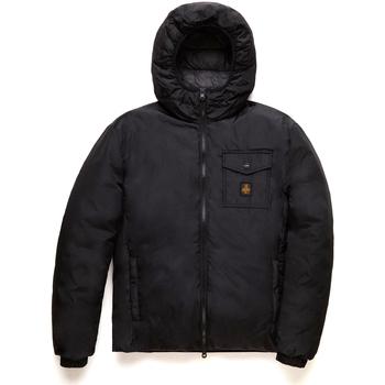 Oblečenie Muži Vyteplené bundy Refrigiwear RM0G12203NY0176 čierna