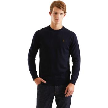 Oblečenie Muži Svetre Refrigiwear RM0M26900MA9T01 Modrá