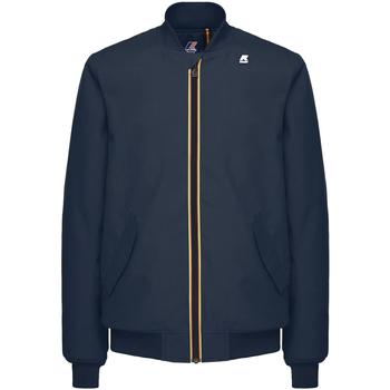 Oblečenie Muži Bundy  K-Way K00A640 Modrá