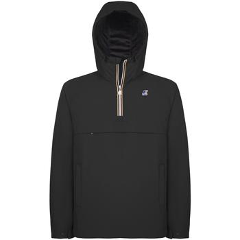 Oblečenie Muži Vetrovky a bundy Windstopper K-Way K0095B0 čierna