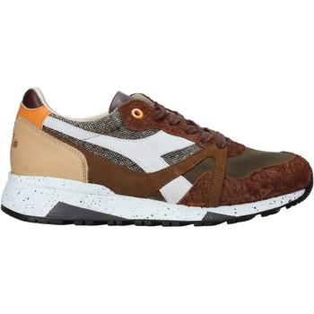 Topánky Muži Nízke tenisky Diadora 201175142 Hnedá