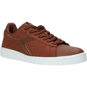 Topánky Ženy Nízke tenisky Diadora 501.172.296 Hnedá