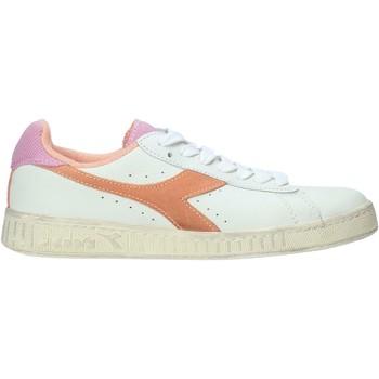 Topánky Ženy Nízke tenisky Diadora 501176026 Biely