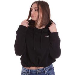Oblečenie Ženy Mikiny Fila 687992 čierna