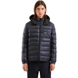 Oblečenie Muži Vyteplené bundy Refrigiwear RM5G06600NY9132 Modrá