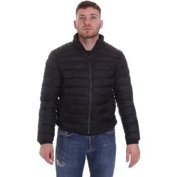 Oblečenie Muži Vyteplené bundy Sseinse GBI635SS čierna