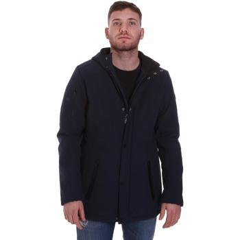 Oblečenie Muži Parky Lumberjack CM50221 003 404 Modrá
