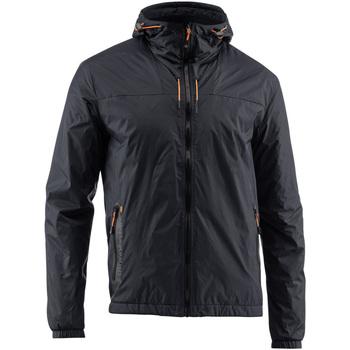 Oblečenie Muži Bundy  Lumberjack CM79723 003 407 čierna