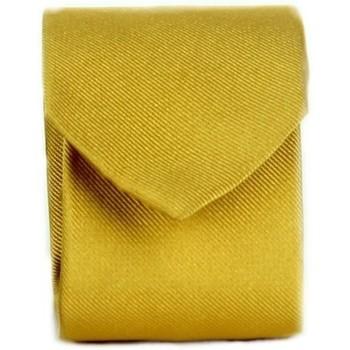 Oblečenie Muži Kravaty a doplnky Michi D'amato CRAVATTA 002 Yellow