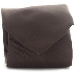 Oblečenie Muži Kravaty a doplnky Michi D'amato CRAVATTA 001 Brown