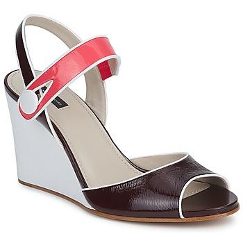 Topánky Ženy Sandále Marc Jacobs VOGUE GOAT Bordová / Ružová